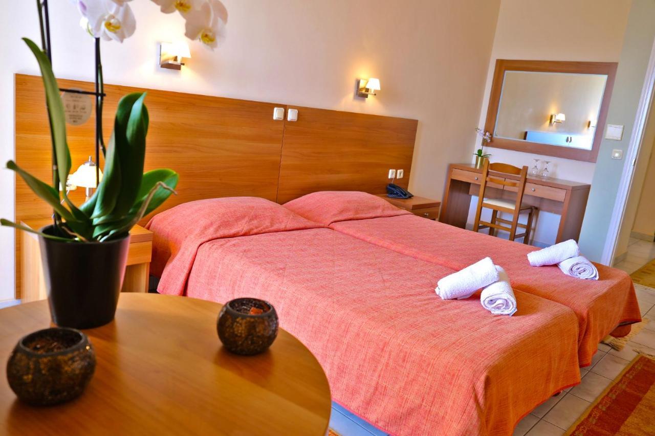 Sunset Hotel (Griechenland Xiropigado) - Booking.com