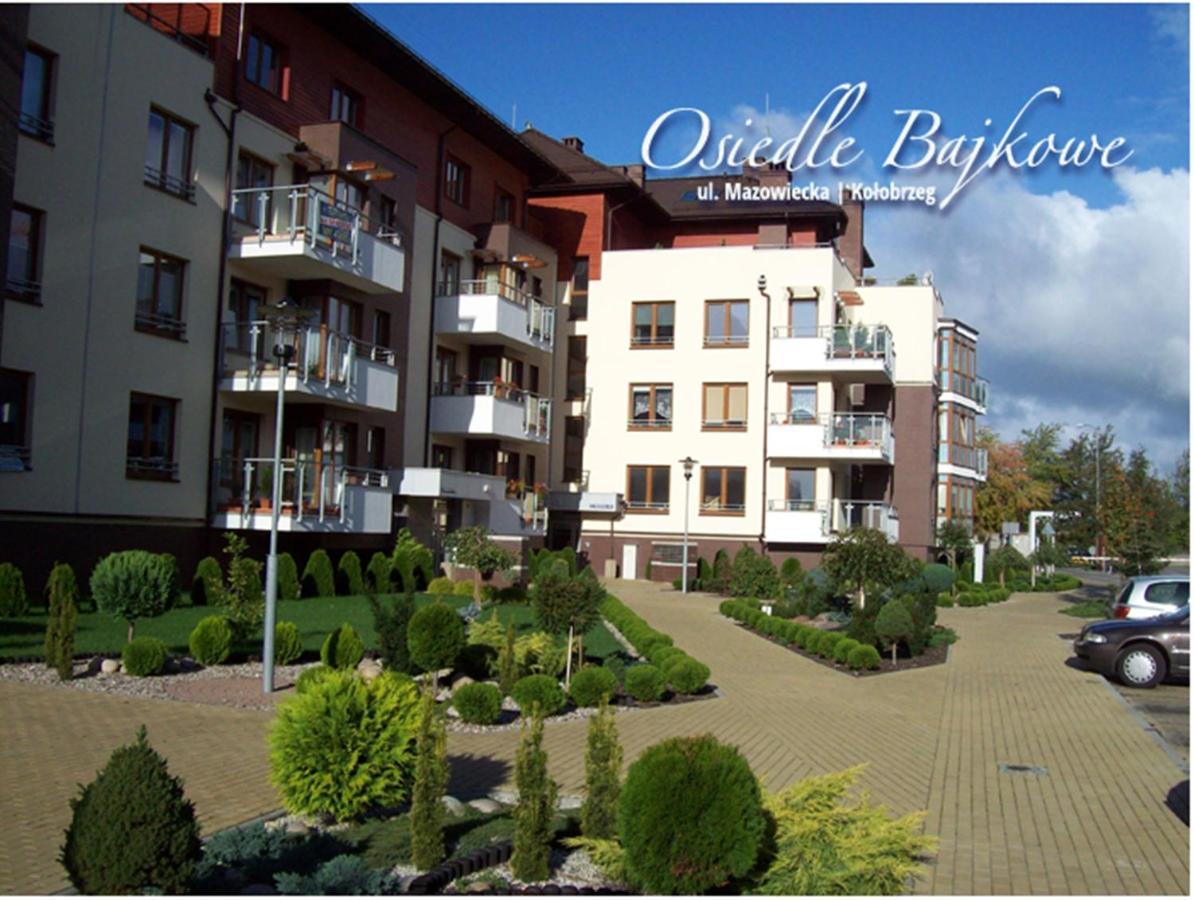 Wszystkie nowe Apartamenty Ostsee Osiedle Bajkowe (Polen Kołobrzeg) - Booking.com GD12