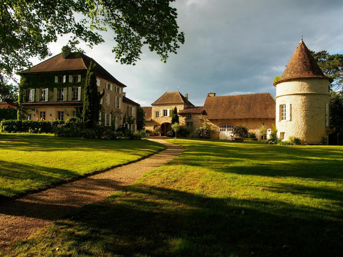Guest Houses In Sailly Burgundy