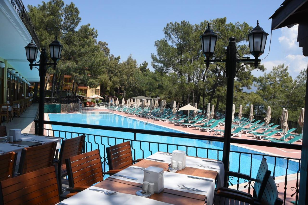 Hotel Marmaris Park (Turkey, Marmaris): photos and reviews of tourists 35