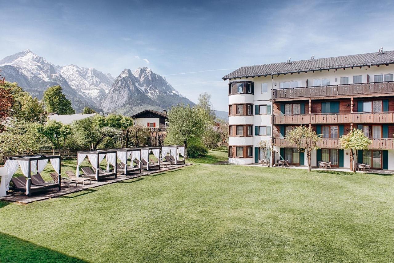 Obermuhle 4 S Boutique Resort Deutschland Garmisch Partenkirchen