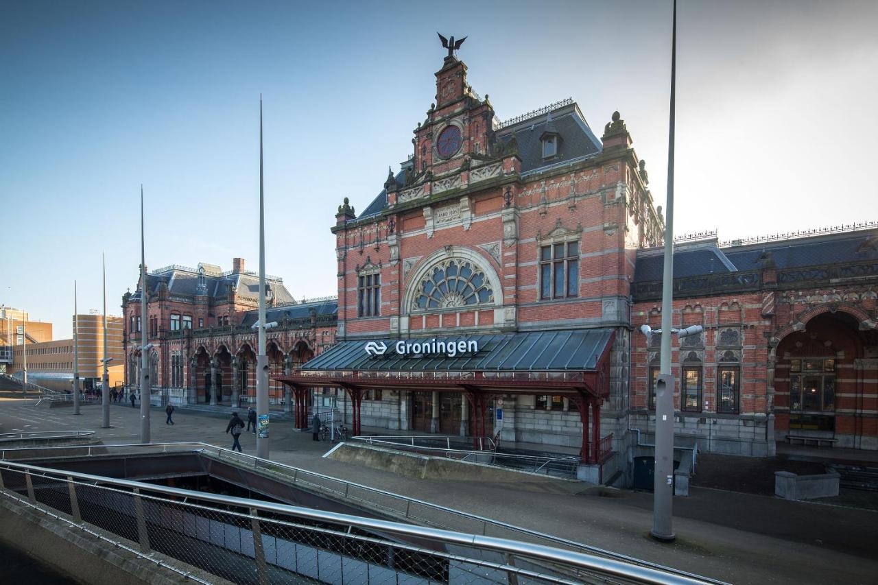 City Hotel Groningen Niederlande Groningen Booking Com
