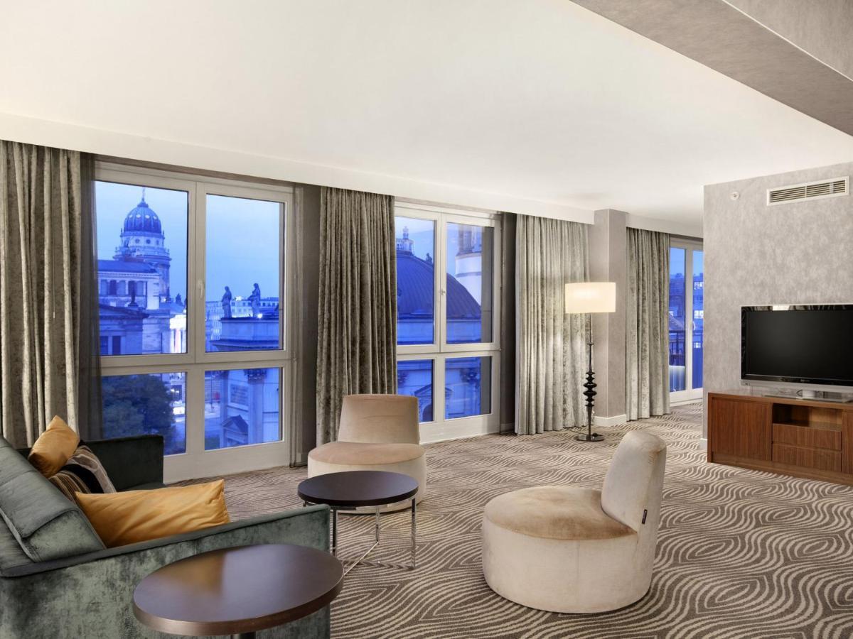 Hotel Hilton Berlin Deutschland Berlin Booking Com