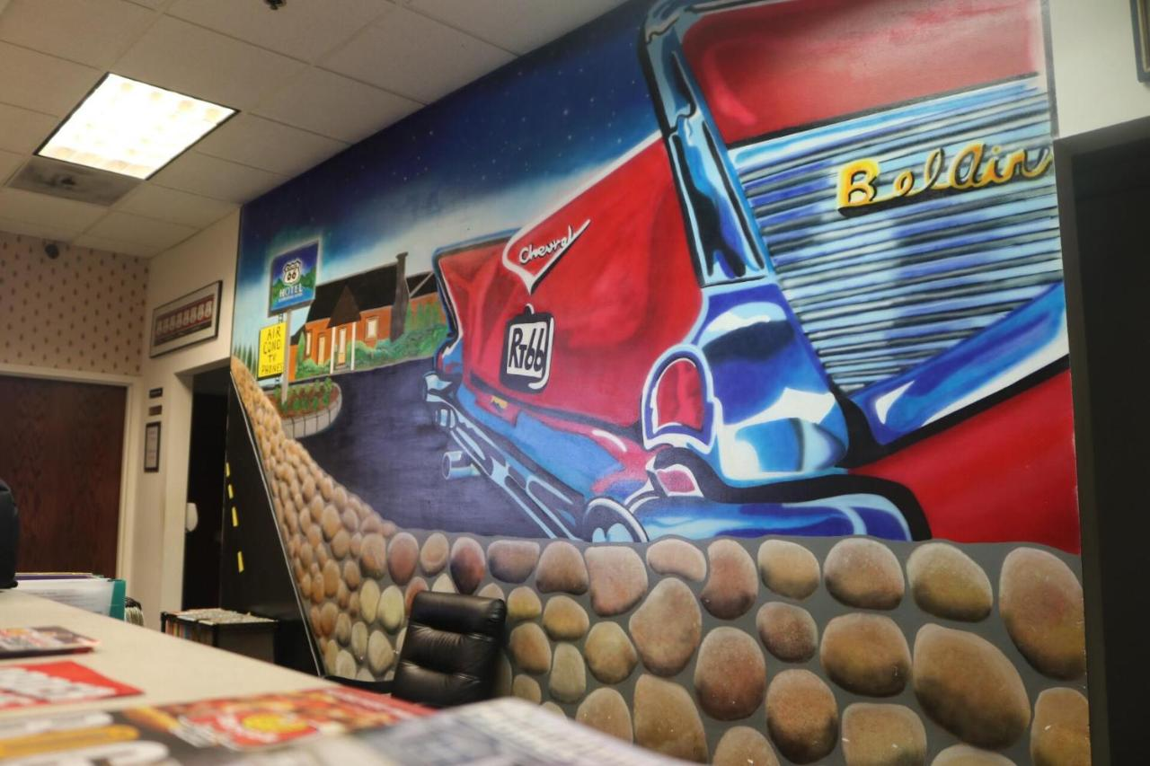 route 66 hotel, springfield, il - booking