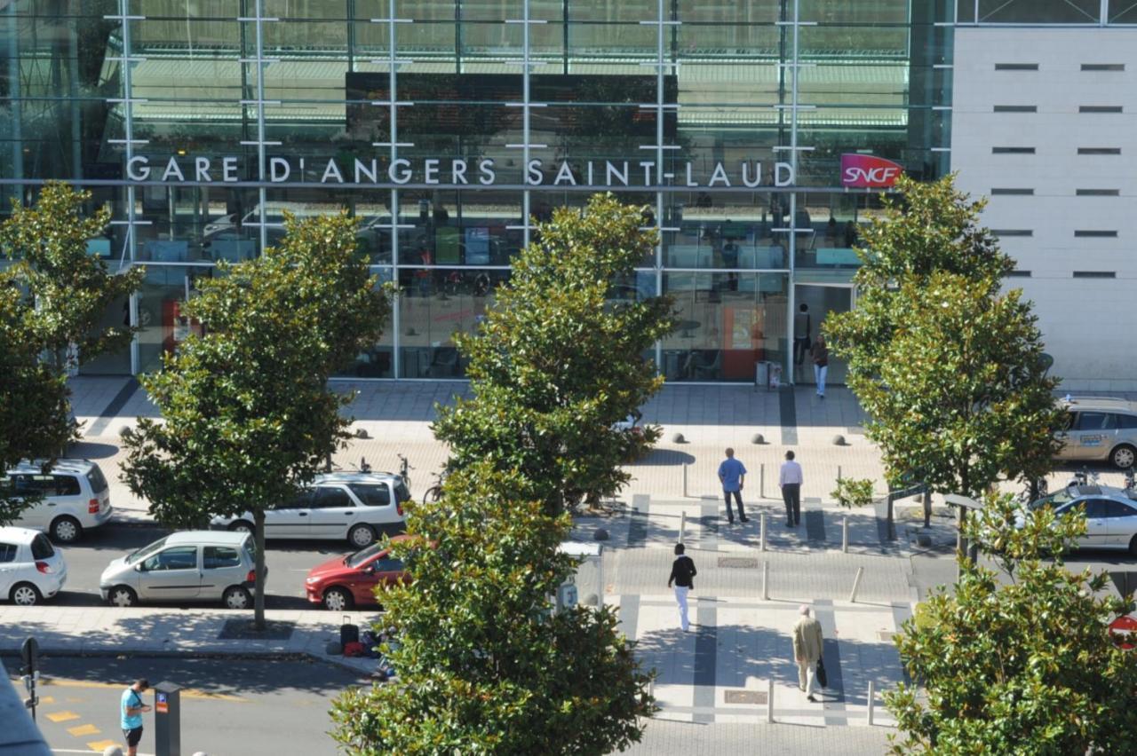 Hotel Gare Angers Saint Laud