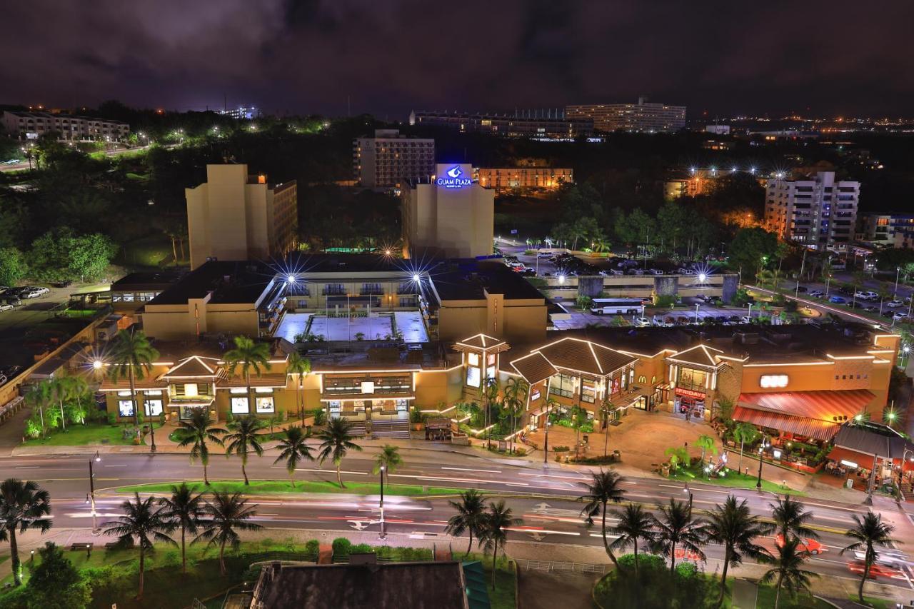 關島廣場度假村及SpaGuam Plaza Resort & Spa