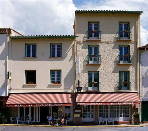 Hotels In Sahorre Languedoc-roussillon