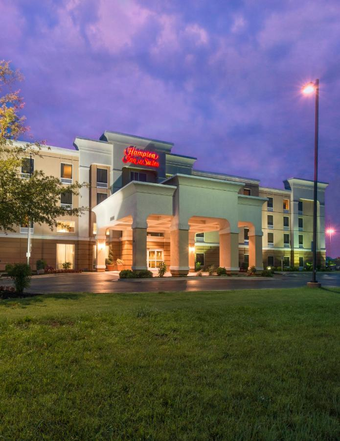 Hampton Inn Jackson, TN - Booking com