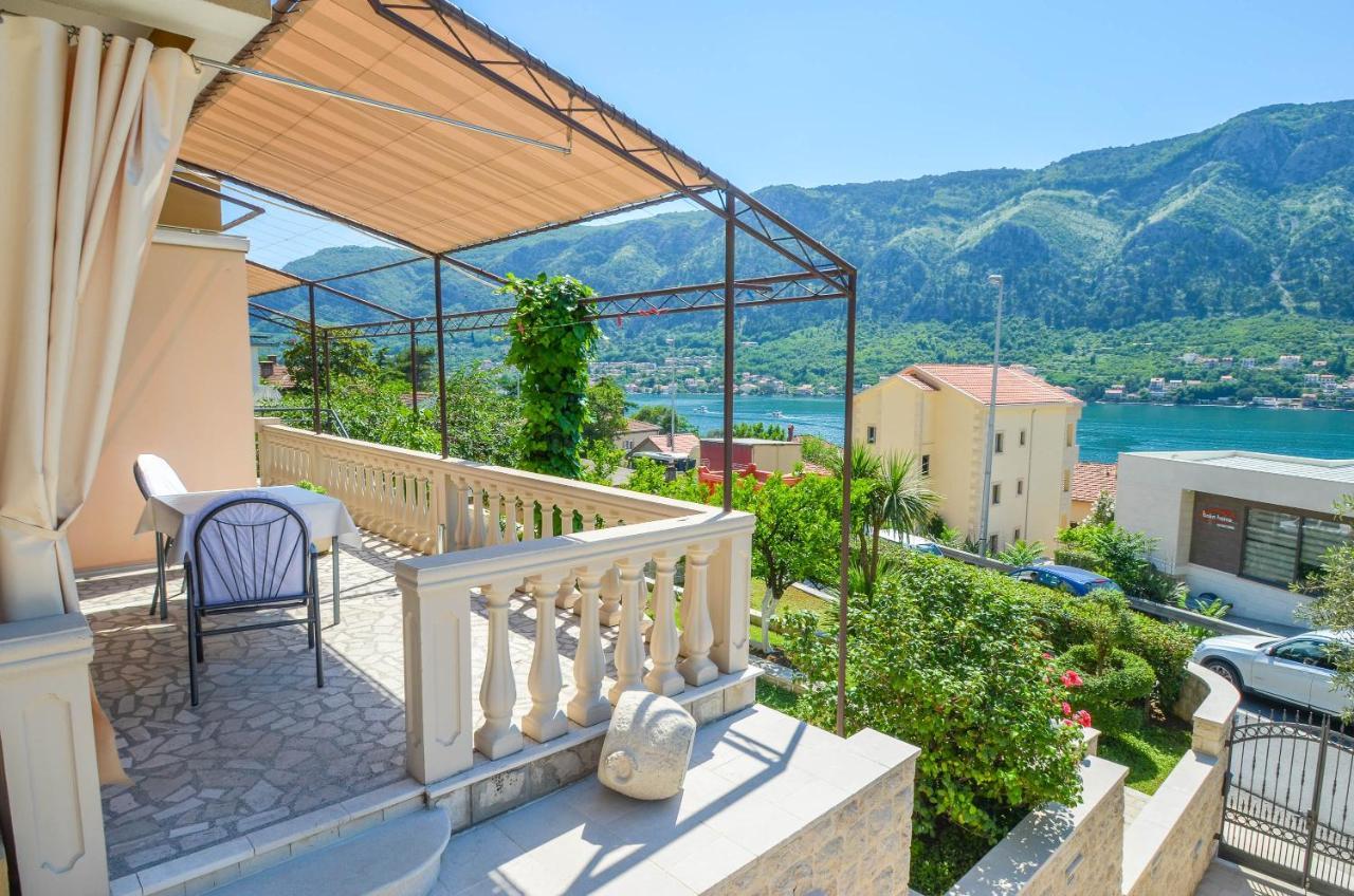 Zatoka Kotorska - noclegi