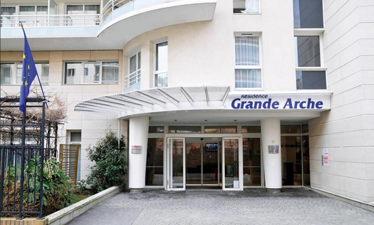 Condo Hotel Courbevoie Grande Arche, France - Booking.com