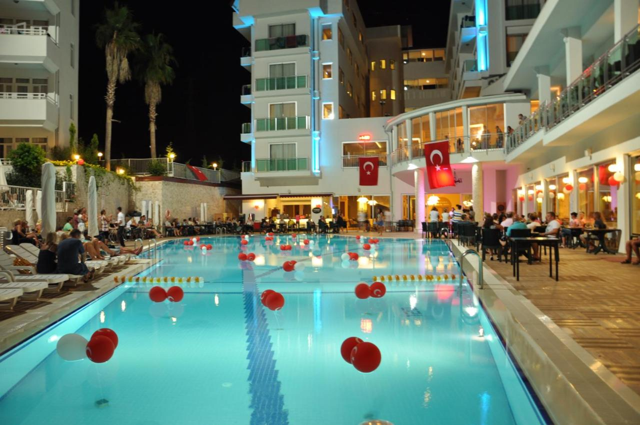 Merve Sun Hotel Spa 4 (Turkey Side) - photos, prices and hotel reviews