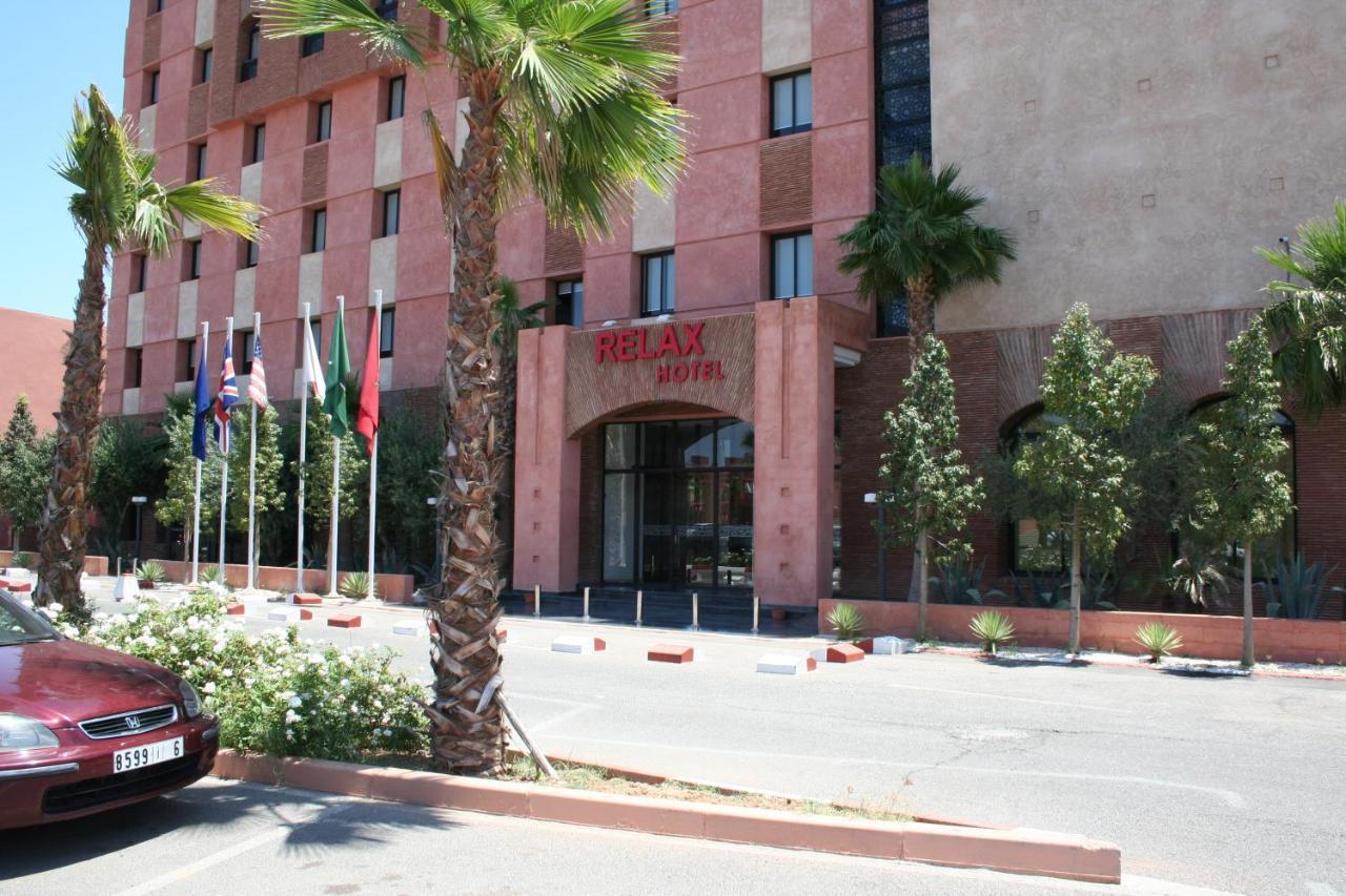 Hotel Relax Marrakech (Marokko Marrakesch) - Booking.com