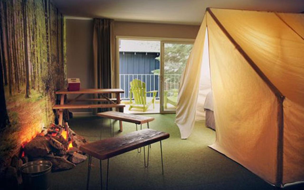 Hotels In Mevers California