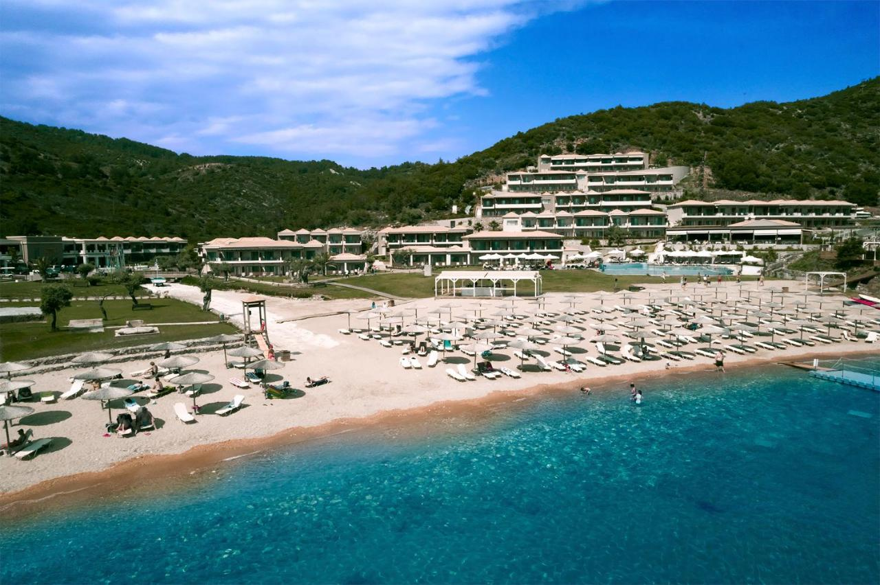 Thassos Grand Resort Griechenland Aliki Booking Com