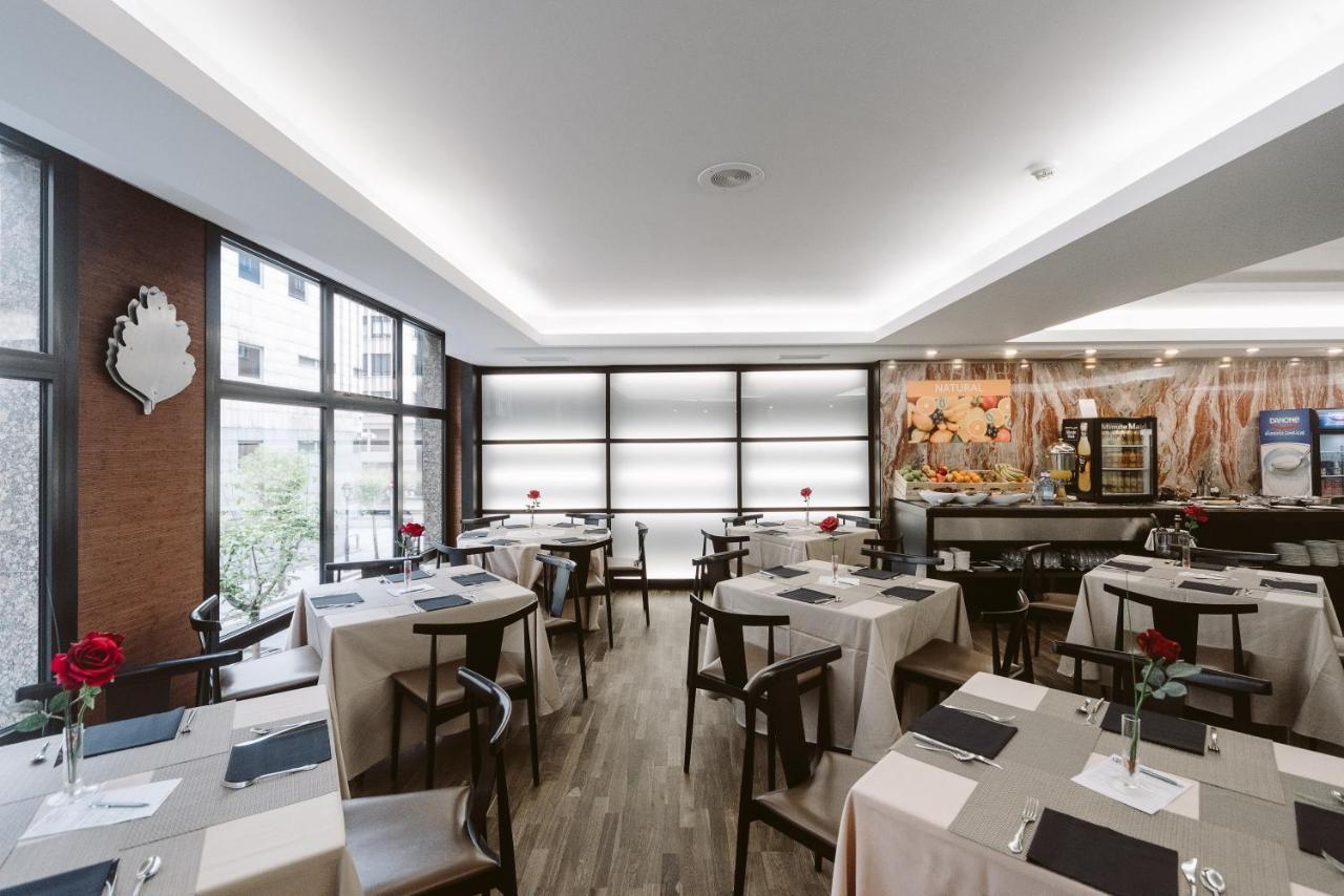 Hotel Abando, Bilbao, Spain - Booking.com