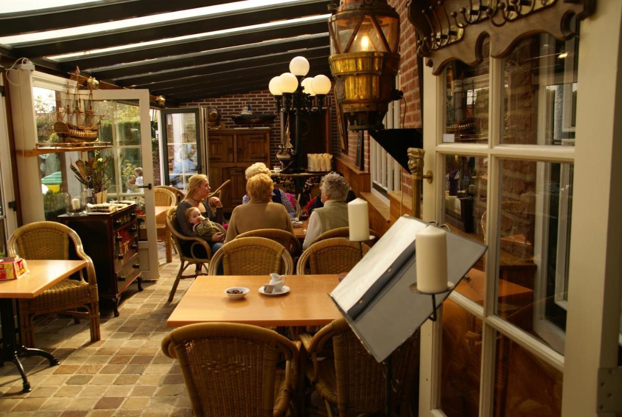 vrouwenpolder restaurant de boekanier