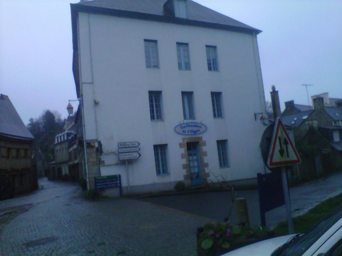 Guest Houses In Plouguiel Brittany