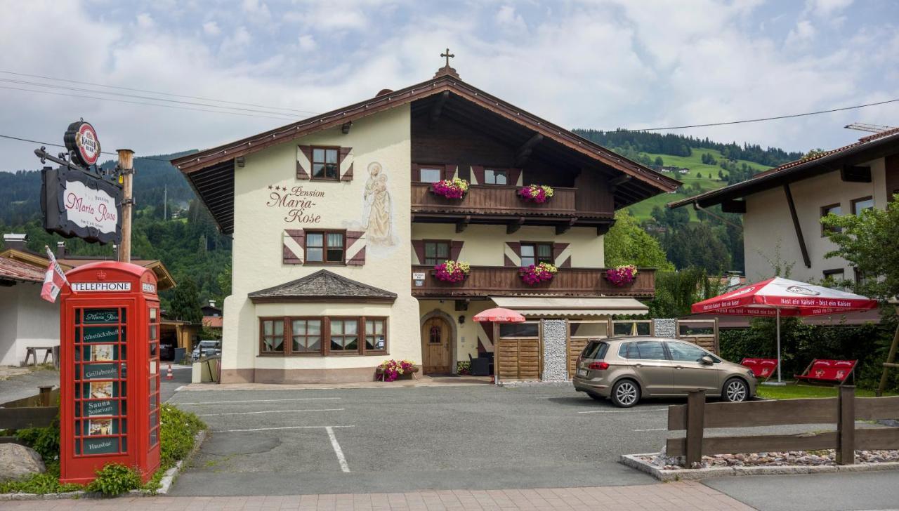 Pension Maria Rose, Kirchberg in Tirol – Updated 2018 Prices