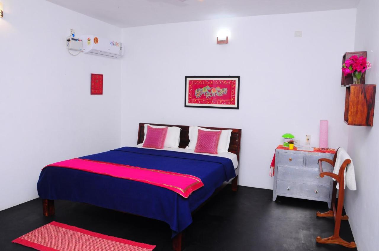 Villa Anna Pondy, Pondicherry, India - Booking com