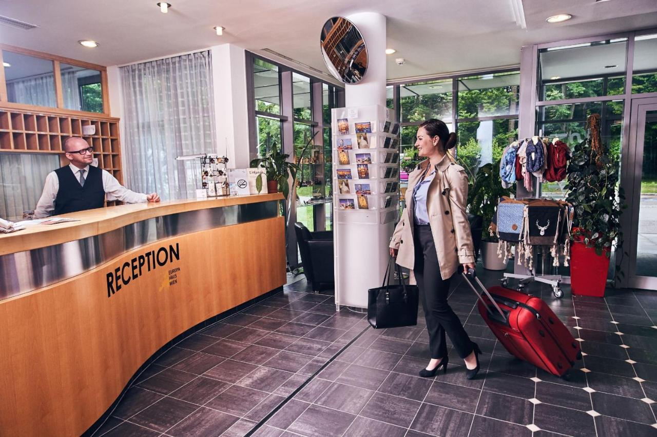 Hotel Europahaus Wien Osterreich Wien Booking Com
