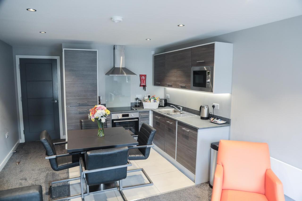 Dream Apartments St Thomas Hall, Belfast, UK - Booking.com