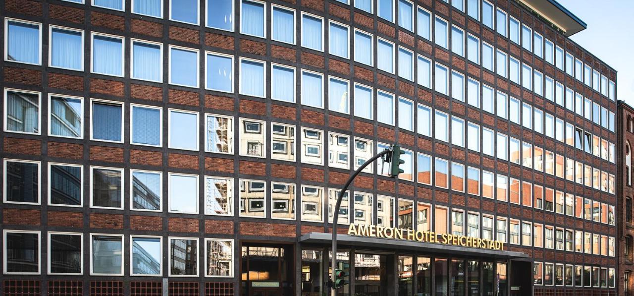 Hotel AMERON Hamburg Speicherstadt (Deutschland Hamburg) - Booking.com