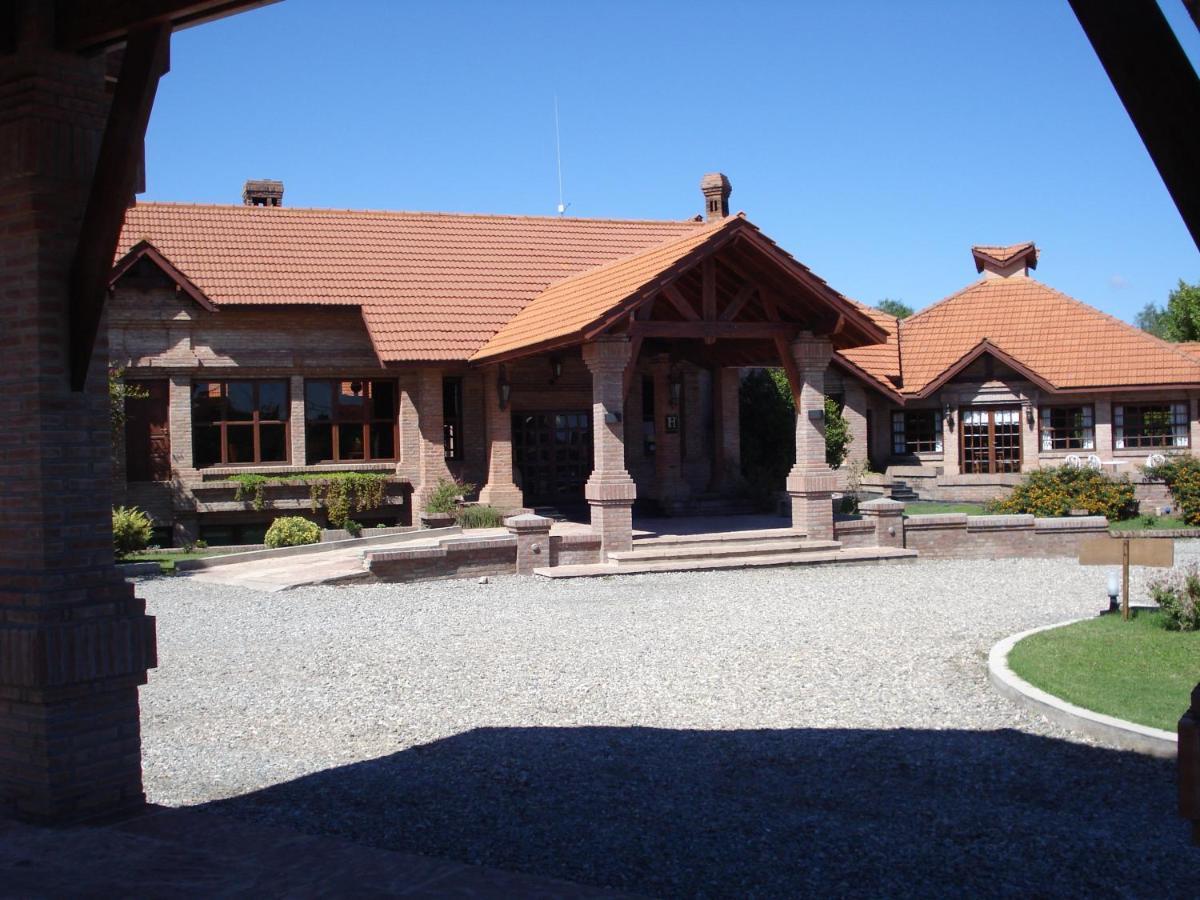 Hotel villa de merlo fotos