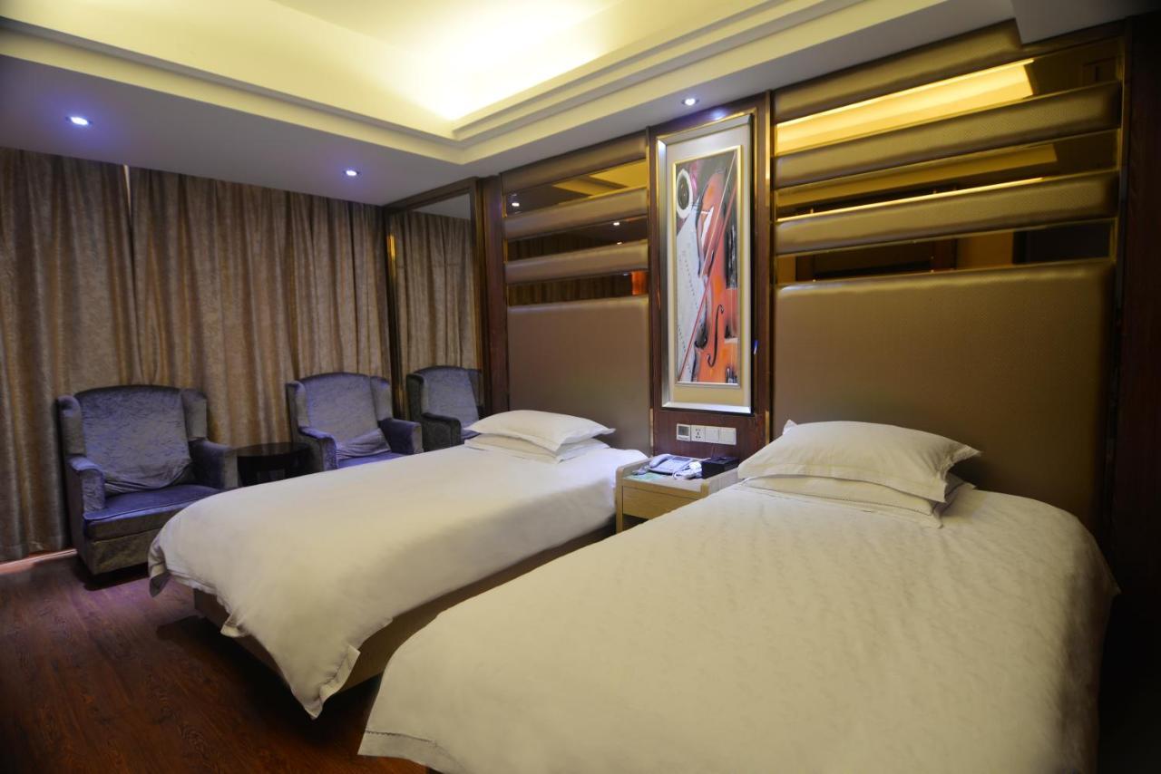 Jiadi Business Hotel Yiwu China Trip Wisata Bisnis Kota