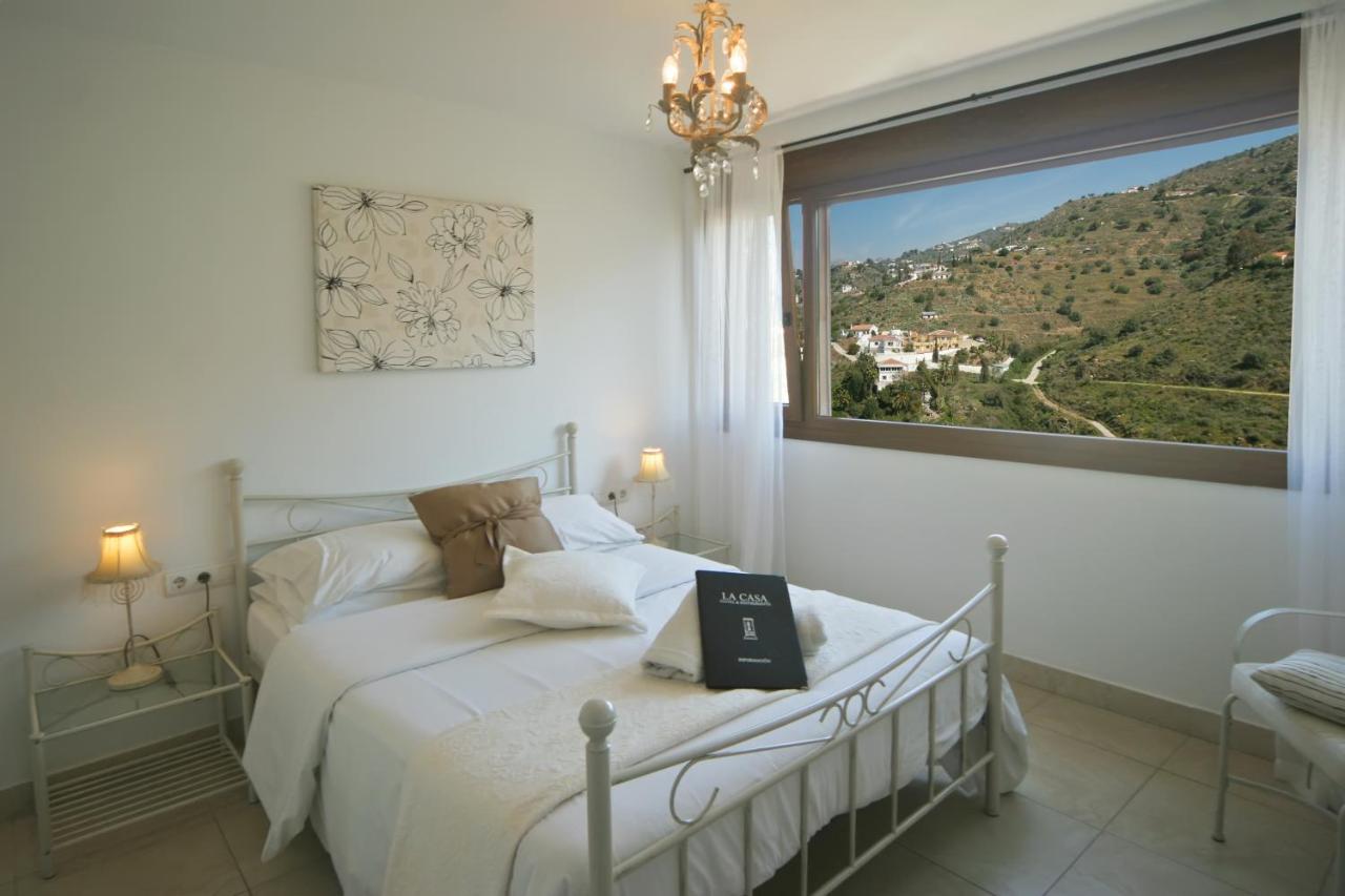 Hotels In Cómpeta Andalucía