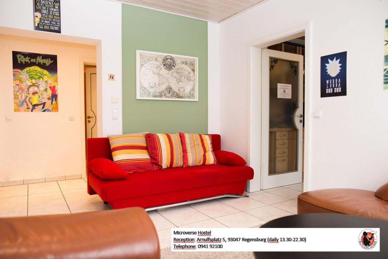 Microverse Hostel Deutschland Regensburg Bookingcom