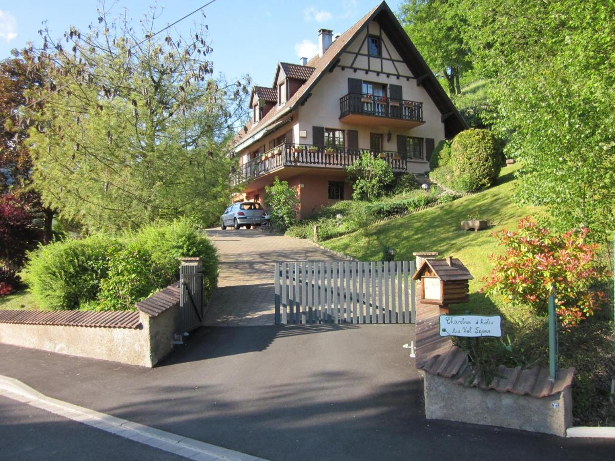 Guest Houses In Saales Alsace