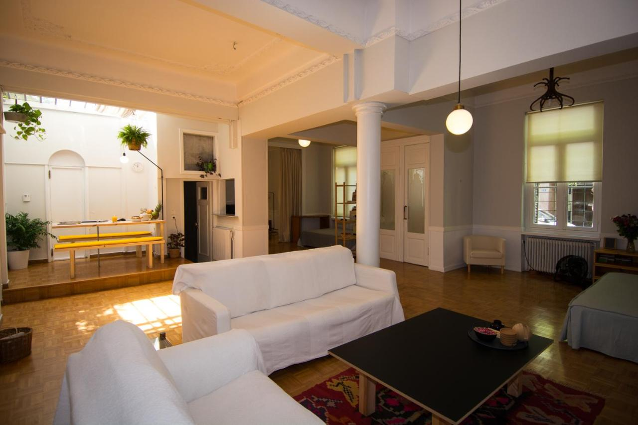 Artistic period house in mets central athens apartment athens greece deals
