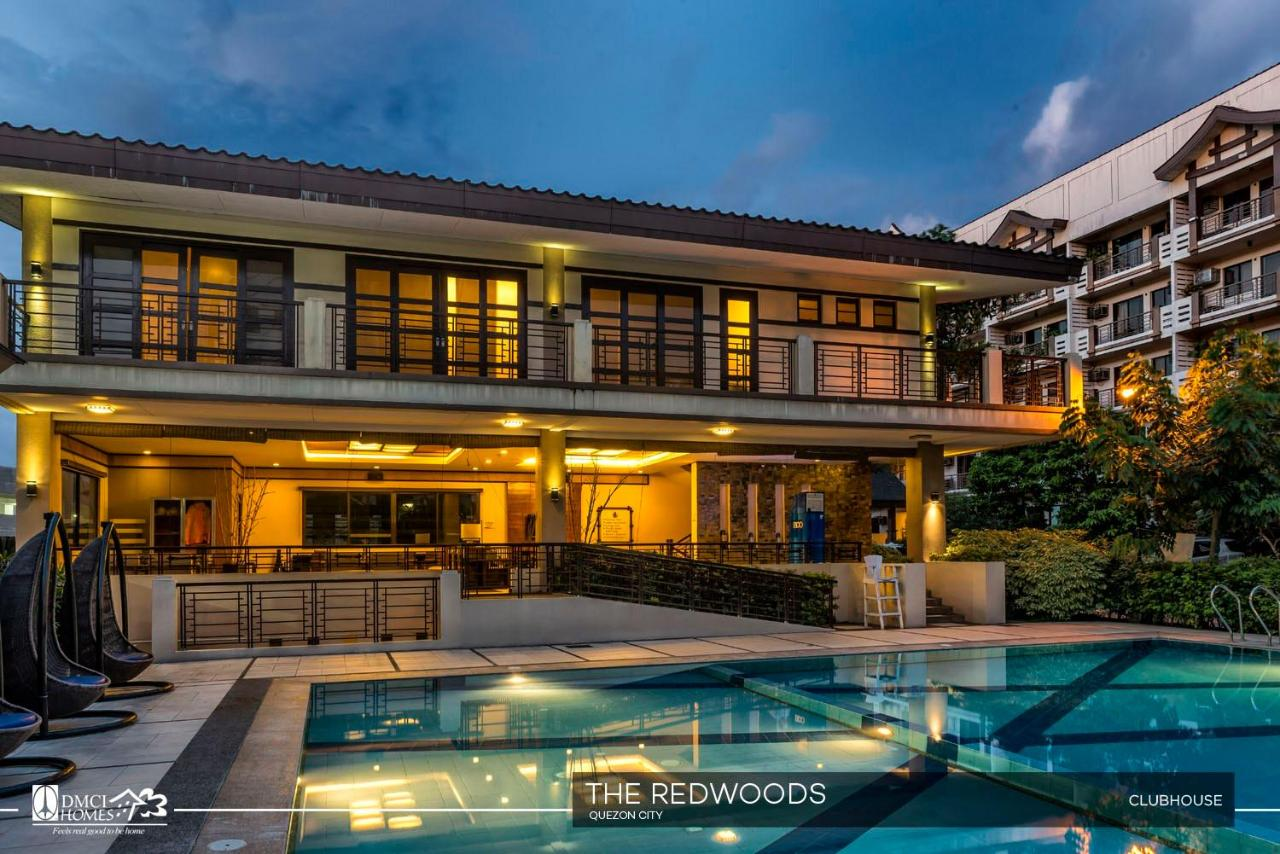 Apartment The Redwoods by Precious Gems, Manila, Philippines ...
