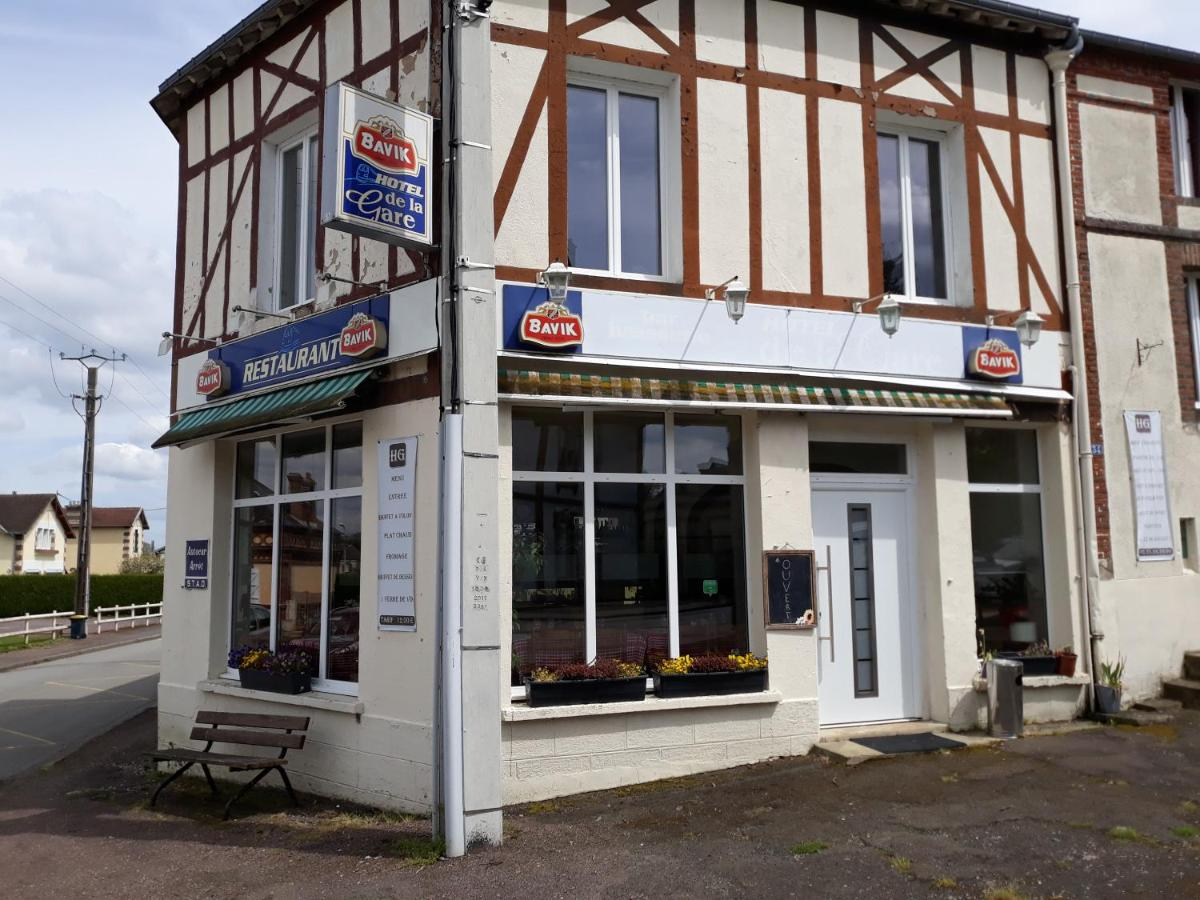 Hotels In Saint-germain-d'aunay Lower Normandy
