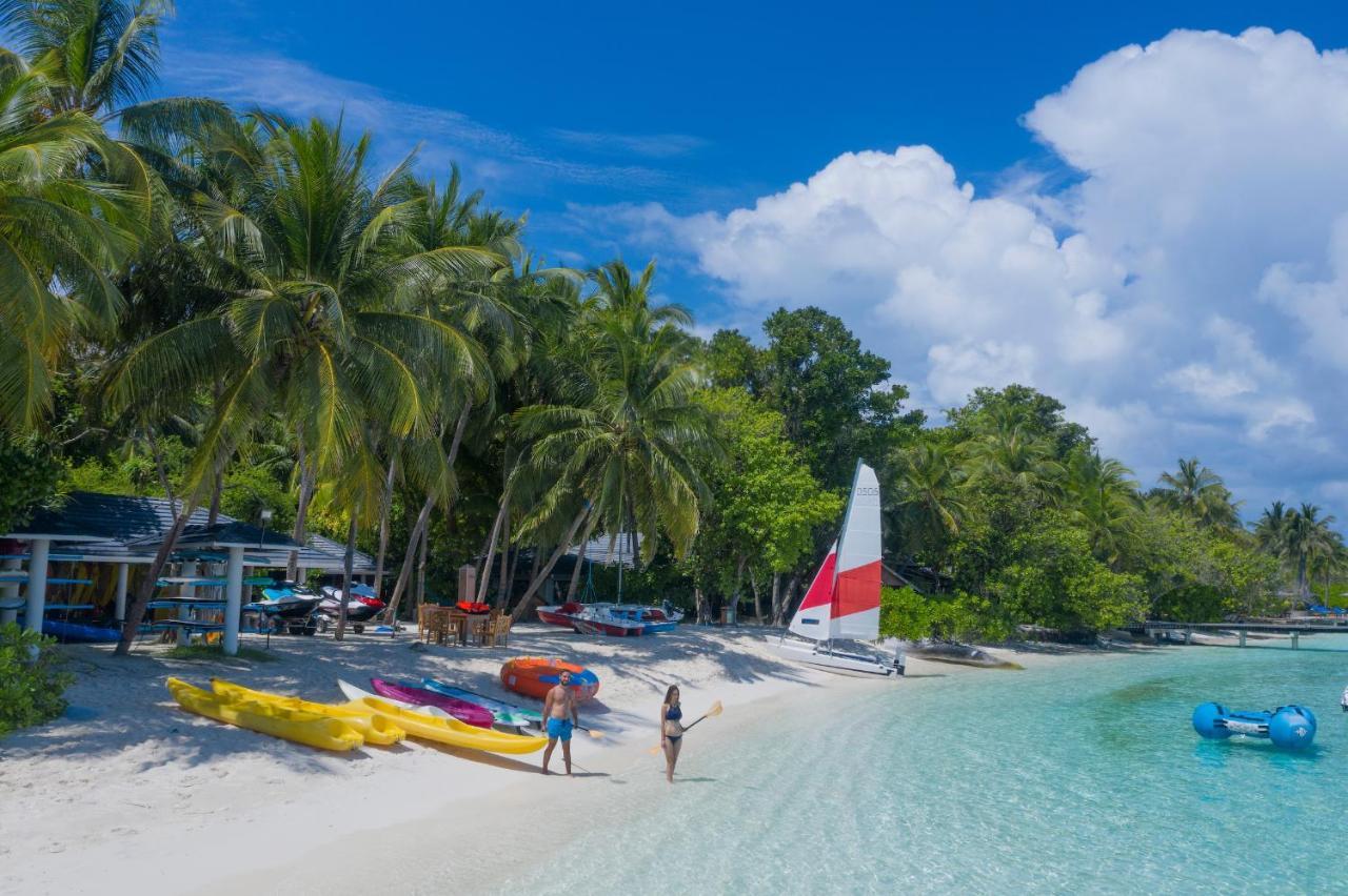 Центр водного спорта Роял Исланд Мальдивы