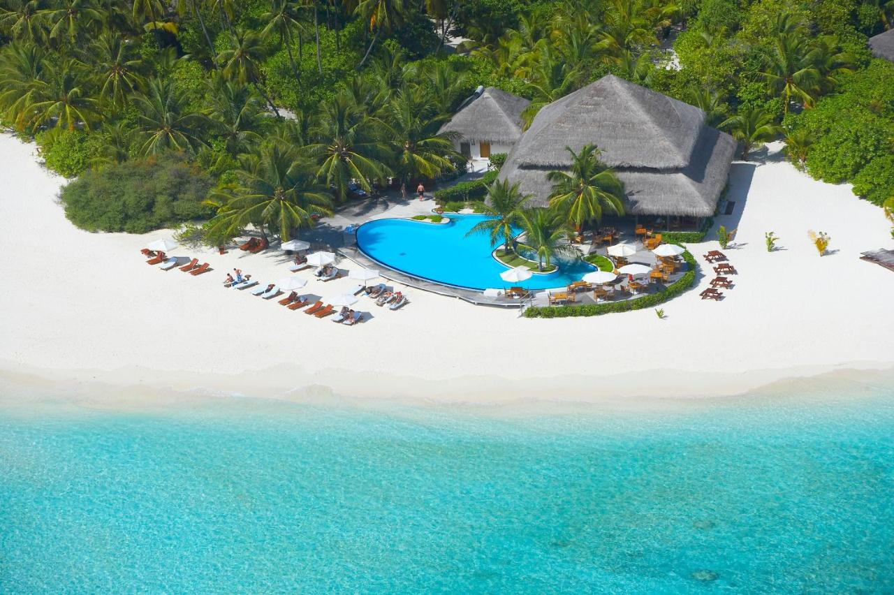 Filitheyo Island Resort Maldives 4*. Фаафу Атолл - снорклинг на домашнем рифе
