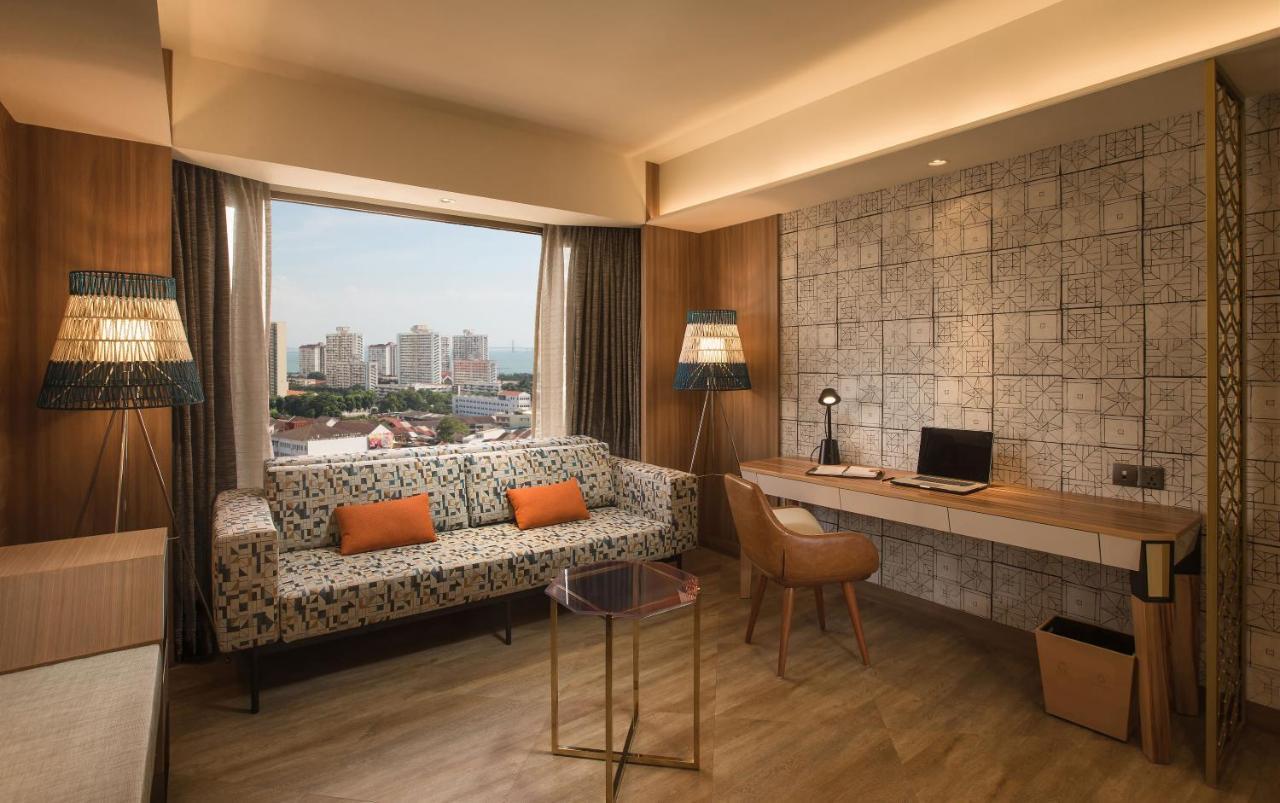 Hotel Jen Penang By Shangri La Malaysia George Town