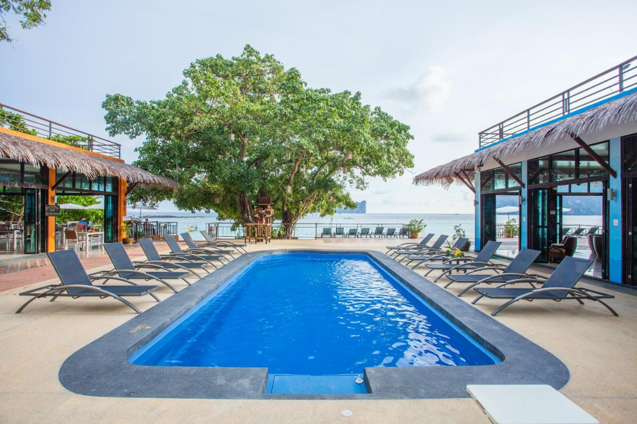 Phi Long Beach Resort Villa Islands Thailand Booking