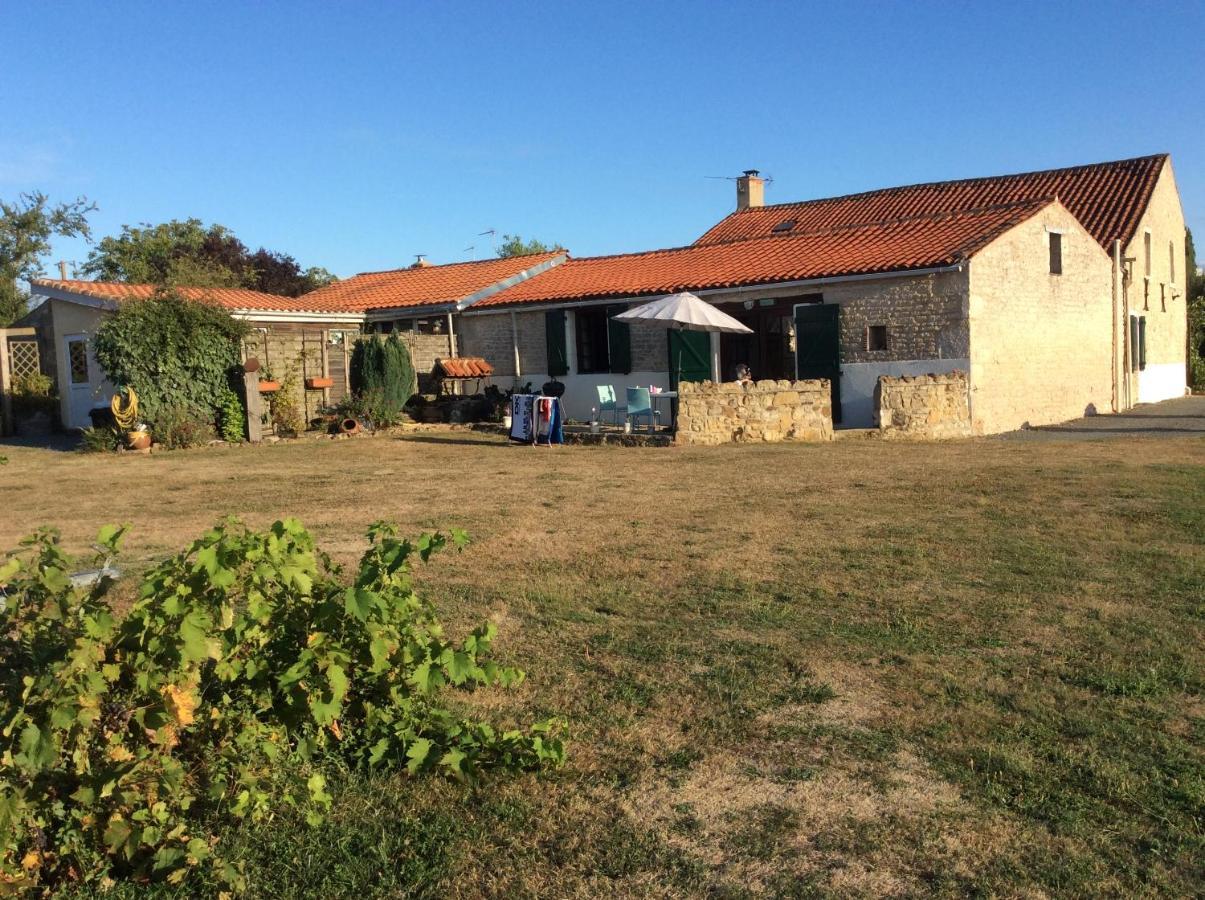 Guest Houses In Saint-hilaire-de-voust Pays De La Loire