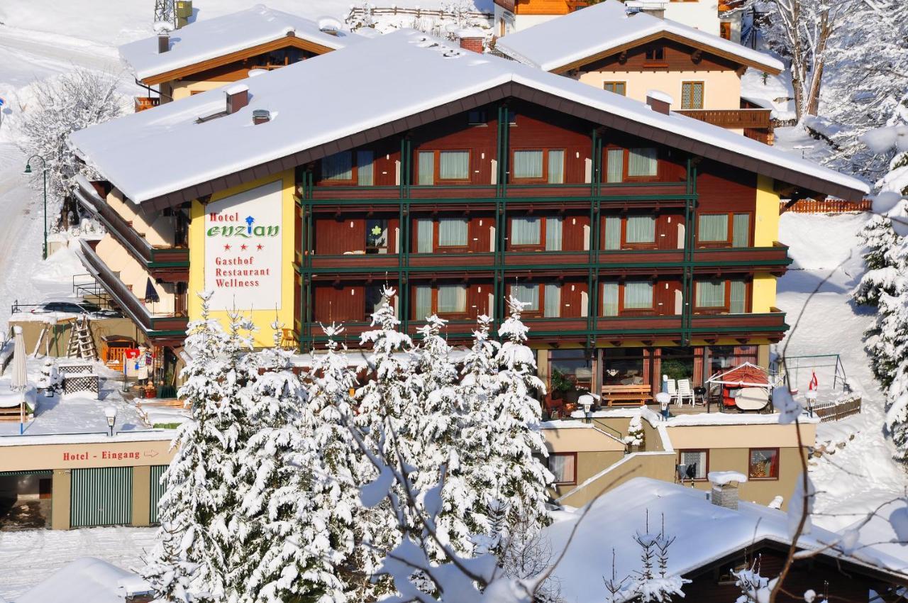 Hotel Enzian (Österreich Wagrain) - Booking.com