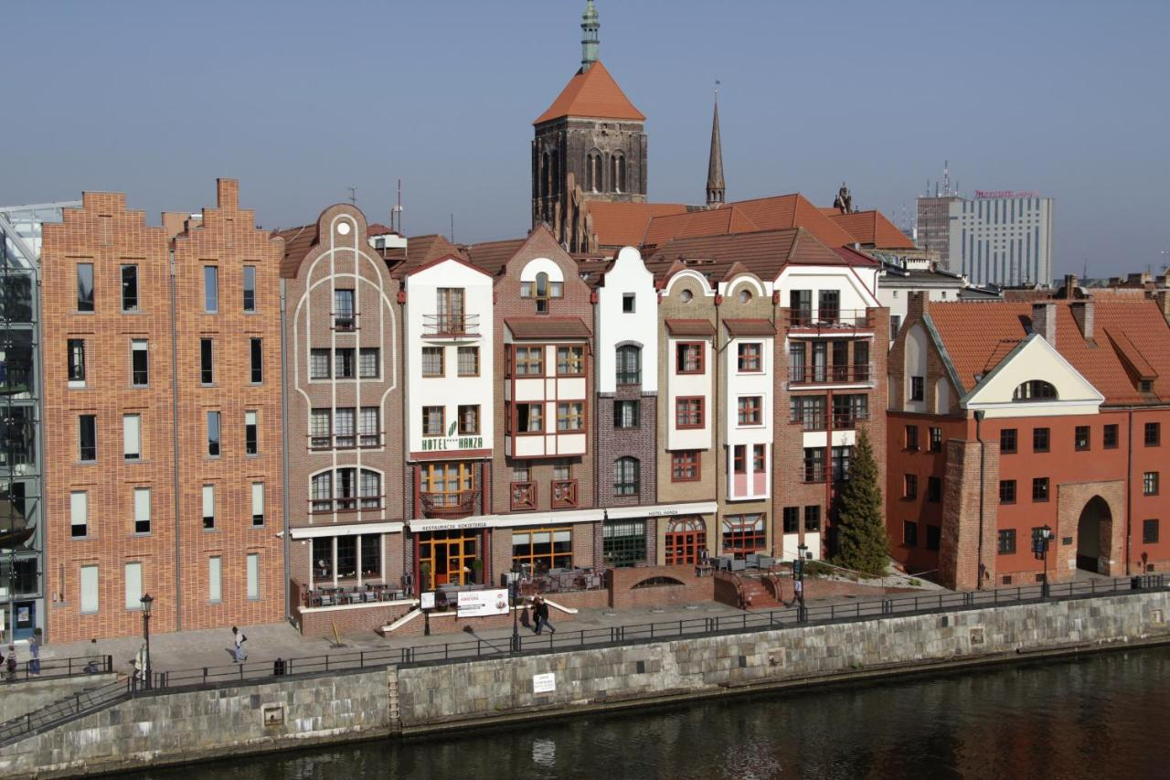 hotell hanza gdansk