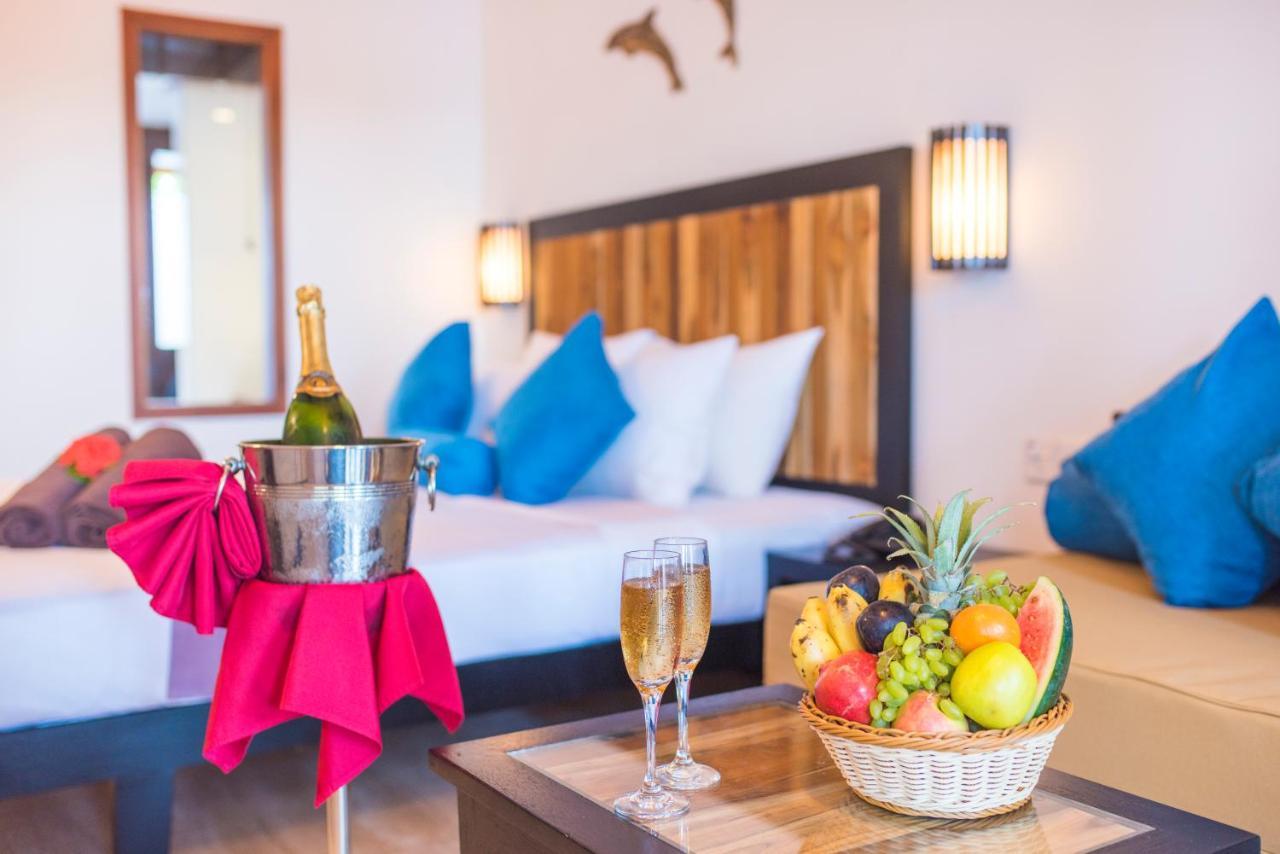 Номер в отеле Фан Исланд Мальдивы