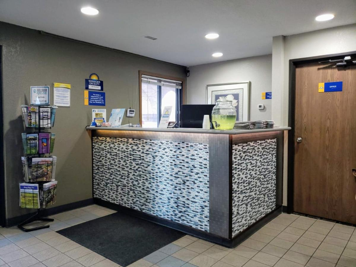 Days Inn By Wyndham Willmar Tarifs 2018