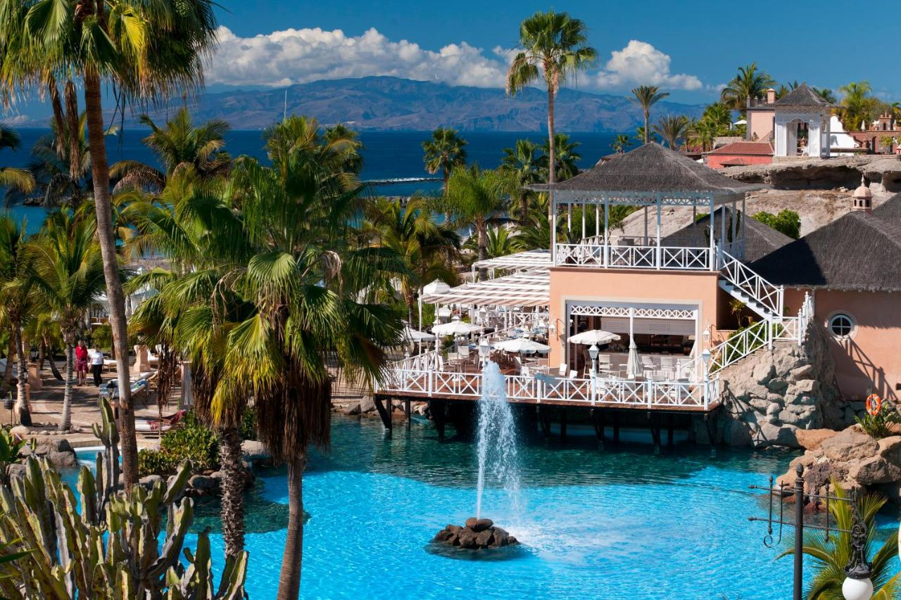 Resorts In Santiago Del Teide Tenerife