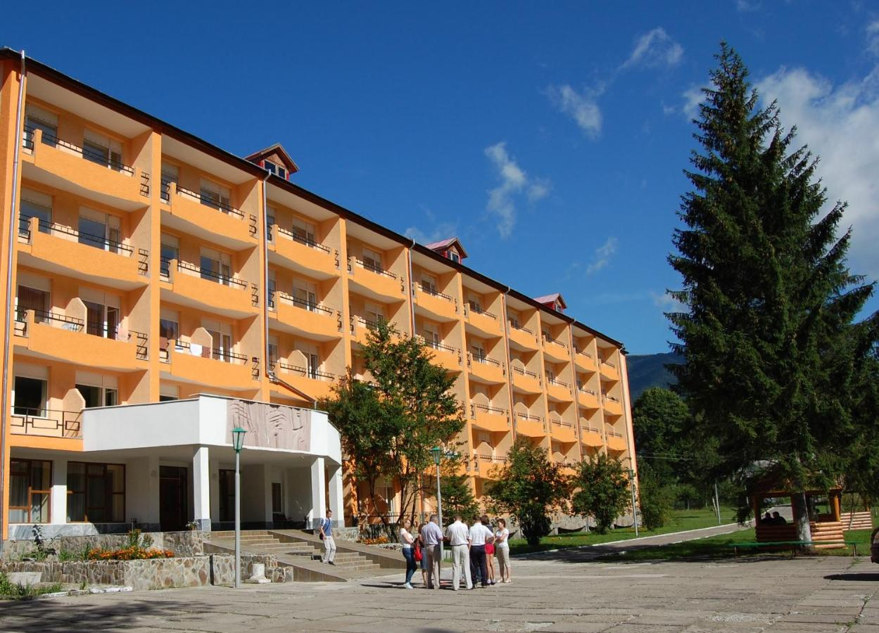 Sanatoriums and boarding houses of Ivano-Frankivsk region: a selection of sites