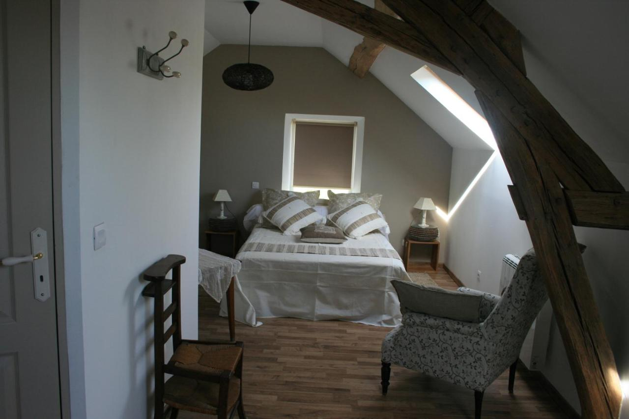 Bed And Breakfasts In Villefranche-saint-phal Burgundy