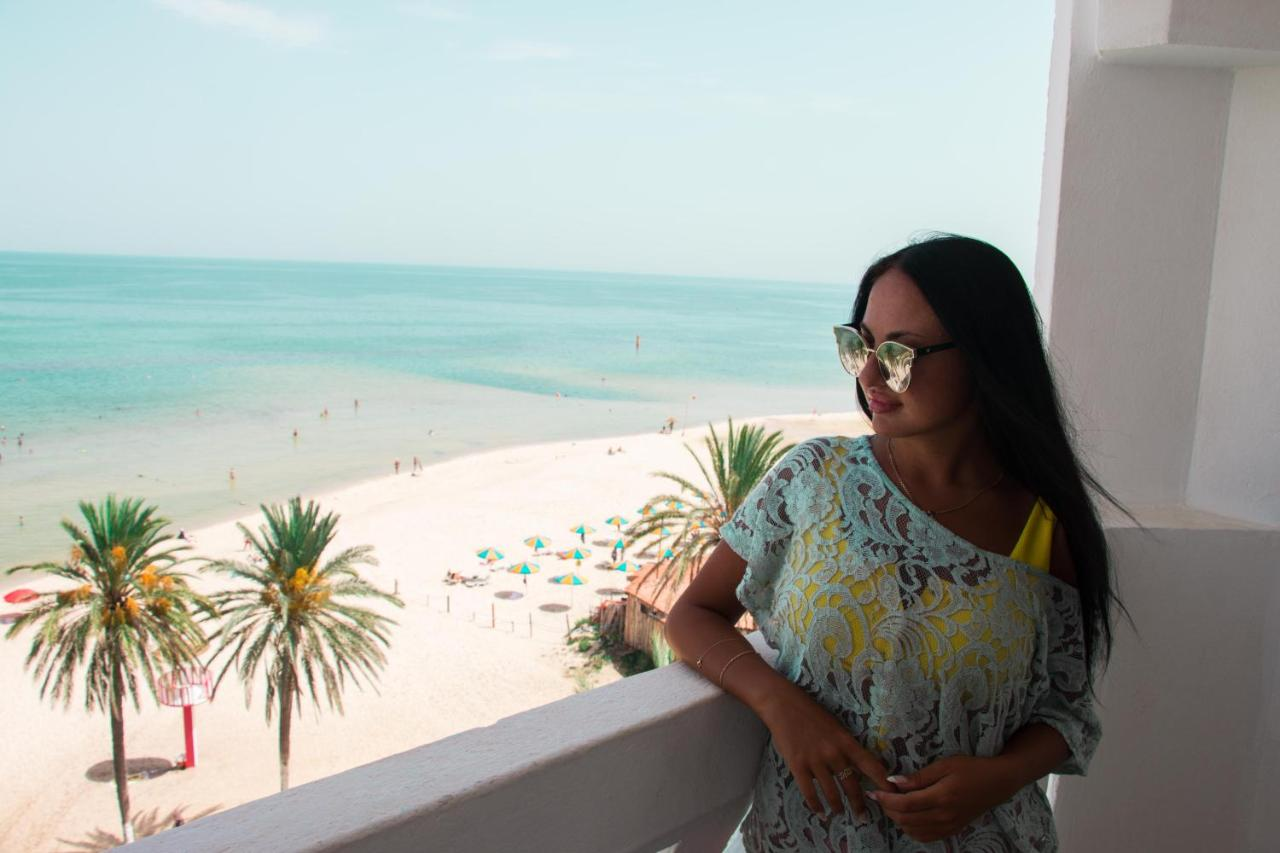 Hotel Dreams Beach Hammam Sousse Tunisia Booking Com
