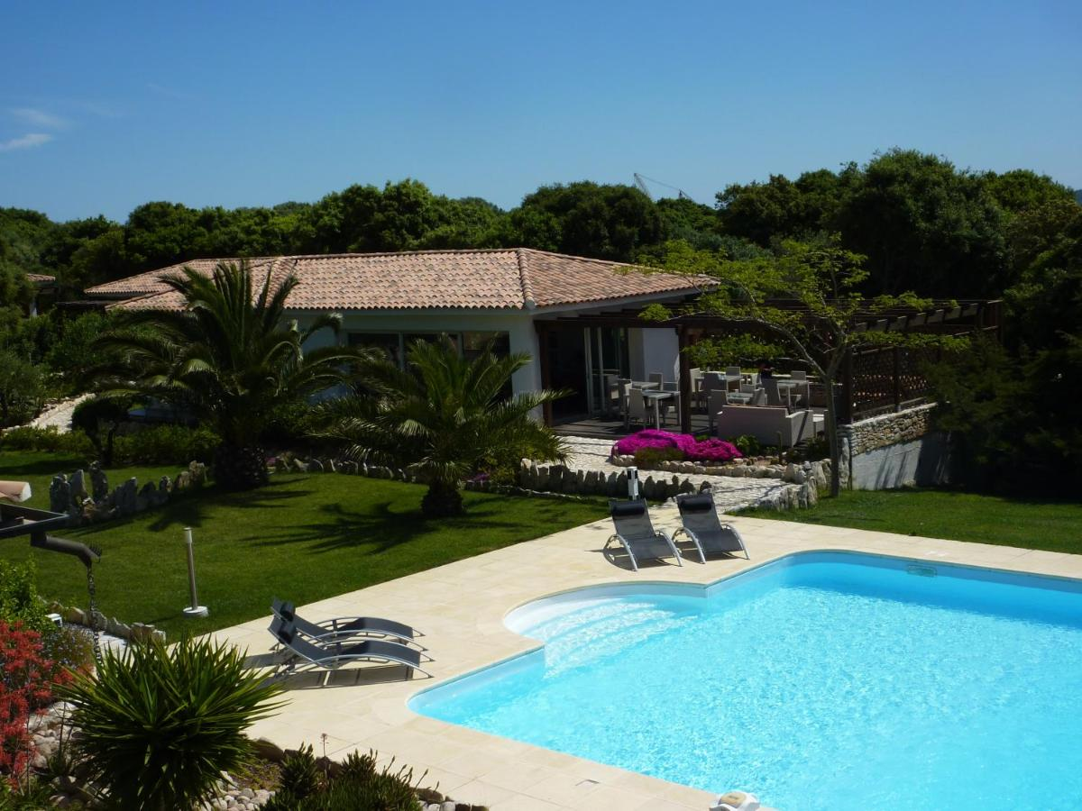Guest Houses In Perrelli Corsica