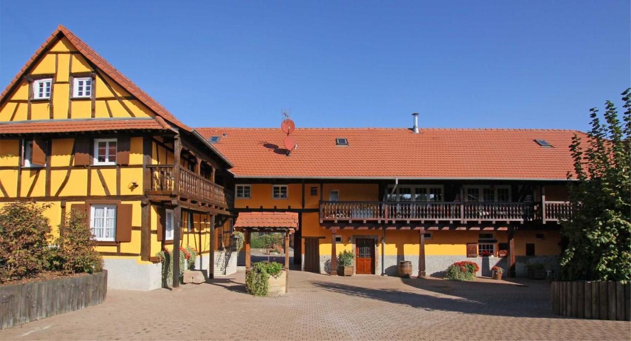 Guest Houses In Uhrwiller Alsace