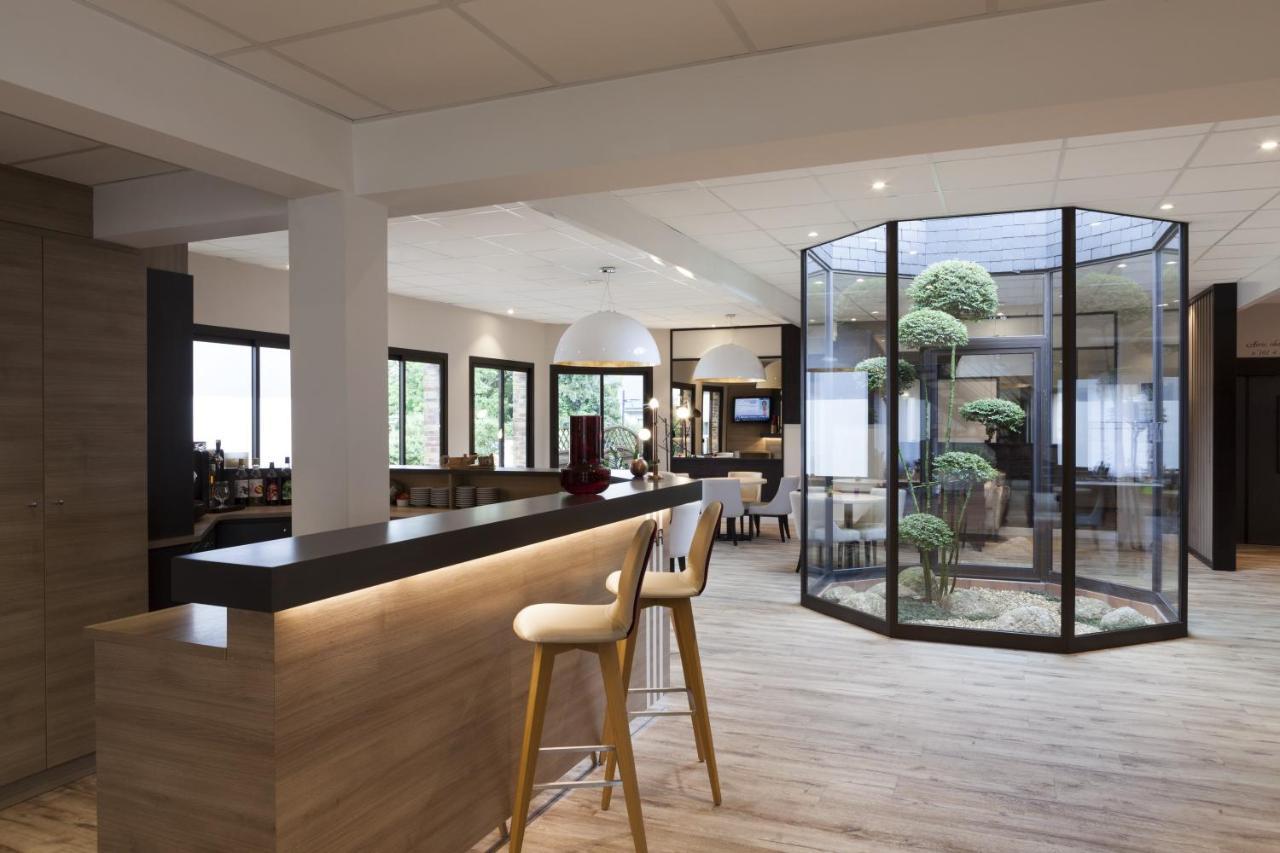 Hotels In Saint-jacques-de-la-lande Brittany
